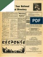 1974 Response February