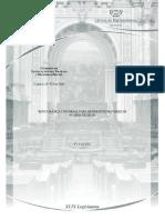 Proyecto de ley Renta Básica Universal