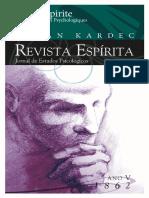 WEB Revista Espirita 1862