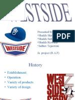 Westside ppt