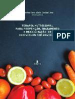 Terapia nutricional para prevenção, tratamento e reabilitação de indivíduos com COVID-19