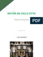 Motor de Ciclo Otto_ignição