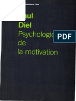 Paul Diel - Psychologie de la motivation-Payot (1969)