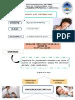 expo- Cuidados postoperatorio (1)