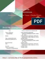 exposicion publicacion electronicas