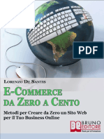 E-Commerce - Da Zero a Cento