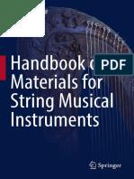 Handbook of Materials for String Musical Instruments ( PDFDrive )