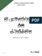 APOSTILA CURSO DE LIBRAS BÁSICA