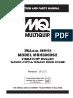 Multiquip-MRH800DS