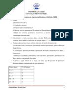 Ficha PME I-1