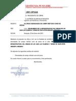 INFORME 08 DENSIDADES DE CAMPO