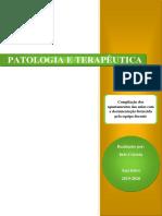 Sebenta de Patologia e Terapêutica