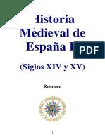 Historia Medieval de España II - Resumen Imprimir.pdf · versión 1