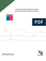 Bases Fic Coquimbo 2019
