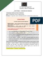Concurso de Pessoas - Autoria e Participação