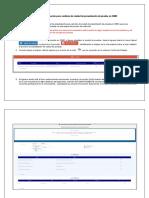 Manual Actualizacion de Lugar de Pruebas SIMO