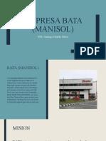 Empresa Bata (Manisol) Feria Empresarial