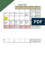 Schedule-notice