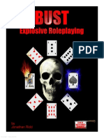 Bust Explosive Roleplaying