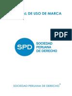 Manual Grafico de SPD con nuevo logo OCTUBRE 2020