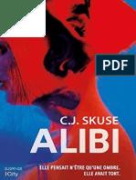 07 Alibi - C.J. Skuse