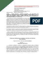 T2a  2019-00110 (S) - Debido proceso. Tramites policivos. Sus decisiones tienen caracter jurisdiccional. Procedencia de la tutela