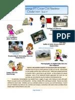 Newsletter 17 - October 2007