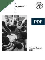 AfricaRice Annual Report 1996