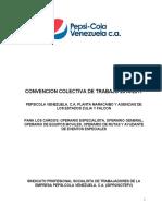 CCT PEPSI COLA 2014-2017