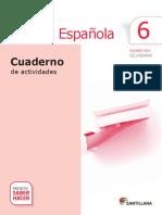 Lengua Esp. 6 Sec.
