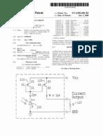 Diode current sensor circuit