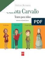 Carvallo - Teatro para niños