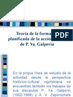 actividad 11 teoria de galperin
