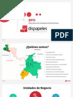 PPT DISPAPELES F.E 2018