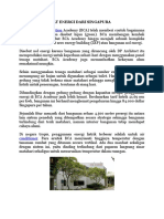 Bangunan Hemat Energi Dari Singapura