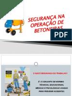treinamento - segurança na operação de betoneiras.ppt
