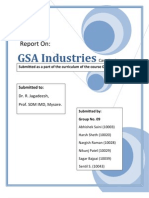 GSA Industries