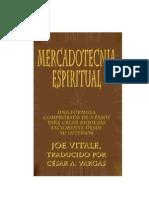 Mercadotecnia espiritual - Joe Vitale