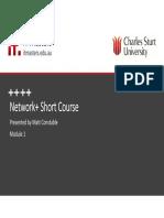 Network+ Short Course - Week 1