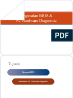 Pengenalan BIOS & PC Hardware Diagnostic