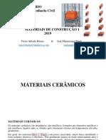Materiais Ceramicos 1