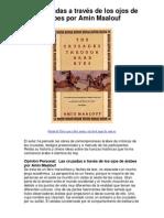 Las cruzadas a través de los ojos de árabes por Amin Maalouf - 5 estrellas reseña del libro