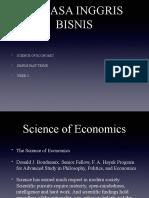 WEEK 3 BAHASA INGGRIS BISNIS SCIENCE OF ECONOMICS (1)