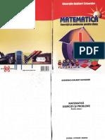 culegere matematica