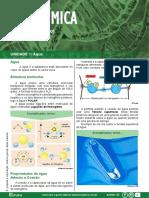 Bioquímica - Unidade1 Água