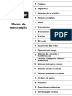 Maintenance Manual - DCF 280-520 (UDCF02_02PT) (PORTUGUES