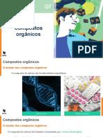 Compostos orgânicos (1)