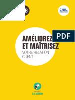 Bpi Cnil Rgpd Fiche 2 Ameliorez Maitrisez Votre Relation Client 0