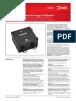 Gas Detection Danfoss