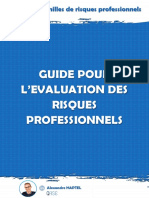 Guide d'evaluation des risques professionnels